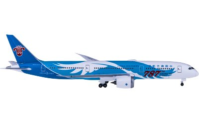 China Southern 中国南方航空 Boeing 787-9 Dreamliner B-1186 第787架787