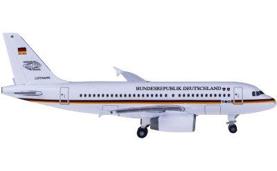 Luftwaffe 德国联邦国防军空军 Airbus A319 15+03 德国政府专机