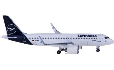Lufthansa 汉莎航空 Airbus A320neo D-AINO