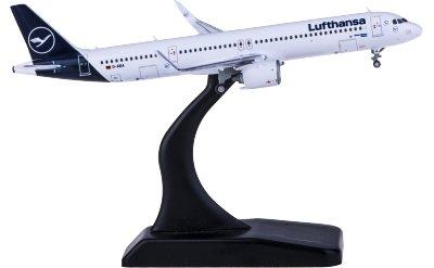 Lufthansa 汉莎航空 Airbus A321neo D-AIEA