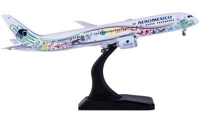 Aeroméxico 墨西哥国际航空 Boeing 787-9 XA-ADL 羽神蛇彩绘