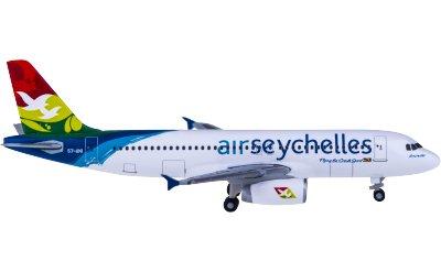 Air Seychelles 塞舌尔航空 Airbus A320 S7-AMI