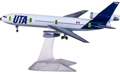 UTA 法国联合航空 McDonnell Douglas DC-10-30 F-BTDC