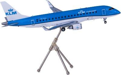 KLM 荷兰皇家航空 Embraer ERJ-175 PH-EXU