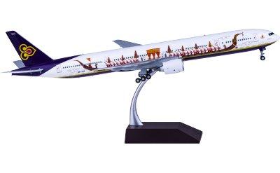 Thai Airways 泰国国际航空 Boeing 777-300 HS-TKF 龙舟彩绘