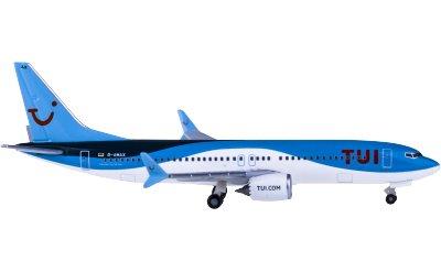 TUI Airways 途易航空 Boeing 737 MAX 8 D-AMAX