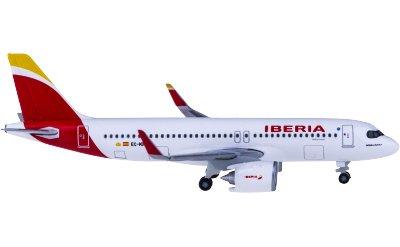 Iberia 西班牙国家航空 Airbus A320neo EC-MXU
