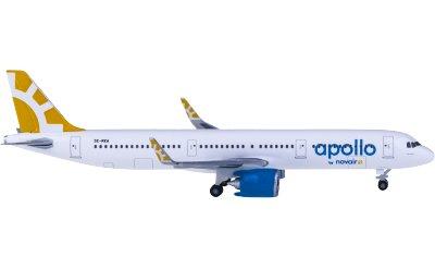 Novair 瑞典新星航空 Airbus A321Neo SE-RKA