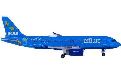 JetBlue 捷蓝航空 Airbus A320 N779JB Bluericua