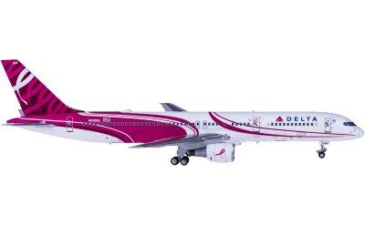 Delta Air Lines 达美航空 Boeing 757-200 N610DL