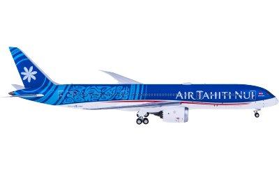 Ngmodel 1:400 Air Tahiti Nui 大溪地航空 Boeing 787-9 F-OVAA