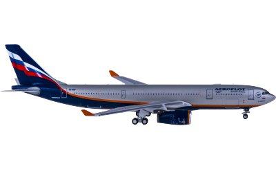 Ngmodel 1:400 Aeroflot 俄罗斯航空 Airbus A330-200 VQ-BBF