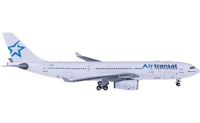 Air Transat 越洋航空 Airbus A330-200 C-GJDA