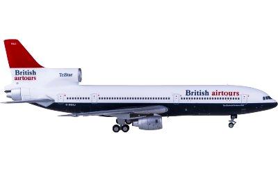 British Airtours Lockheed L-1011-100 G-BBAJ