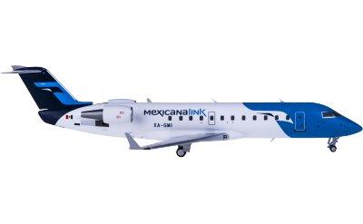 Mexicana 墨西哥航空 Bombardier CRJ200 XA-GMI