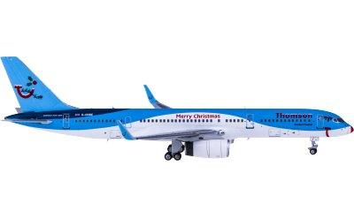 Thomson Airways 汤姆森航空 Boeing 757-200 G-OOBE 圣诞彩绘