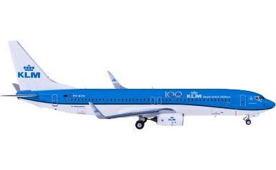 KLM 荷兰皇家航空 Boeing 737-800 PH-BCH 100周年彩绘