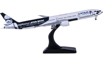 Phoenix 1:400 LATAM 南美航空集团 Boeing 777-300ER PT-MUA