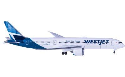 WestJet 西捷航空 Boeing 787-9 Dreamliner C-GUDH