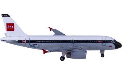 British Airways 英国航空 Airbus A319 G-EUPJ 100周年