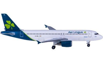 Aer Lingus 爱尔兰航空 Airbus A320 EI-DVL