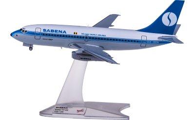 Sabena 比利时航空 Boeing 737-200 OO-SDN