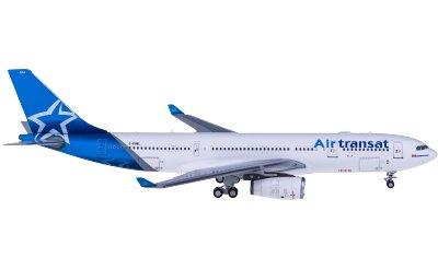 Air Transat 越洋航空 Airbus A330-200 C-GUBL