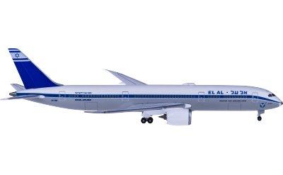 El Al 以色列航空 Boeing 787-9 Dreamliner 4X-EDF Rehovot