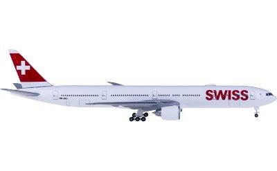 Swiss 瑞士国际航空 Boeing 777-300ER HB-JNJ