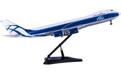 JC Wings 1:200 AirBridgeCargo 空桥货运航空 Boeing 747-8F VQ-BGZ