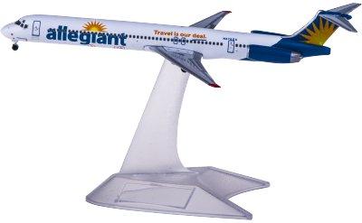 Allegiant 忠实航空 McDonnell Douglas MD-83 N876GA