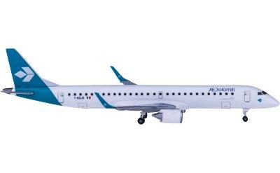 Air Dolomiti Embraer ERJ-195 I-ADJO