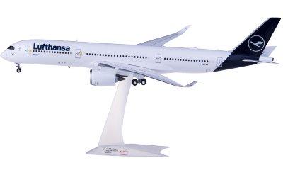 Lufthansa 汉莎航空 Airbus A350-900 D-AIXM Schwerin