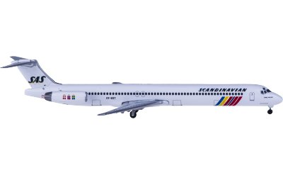 SAS 北欧航空 McDonnell Douglas MD-82 OY-KGT