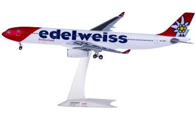 Edelweiss Air 雪绒花航空 Airbus A330-300 HB-JHQ