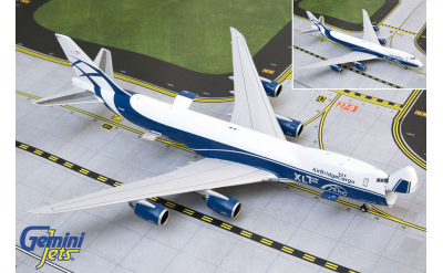 AirBridgeCargo 空桥货运航空 Boeing 747-8F VP-BBY 货机