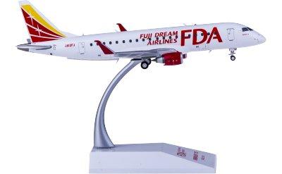 Fuji Dream Airlines 富士梦幻航空 Embraer ERJ-170 JA12FJ