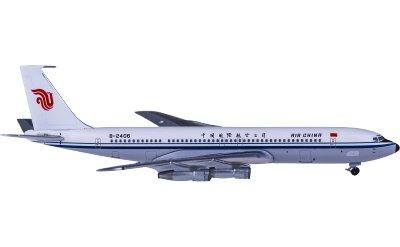 AeroClassics 1:400 Air China 中国国际航空 Boeing 707-300 B-2406