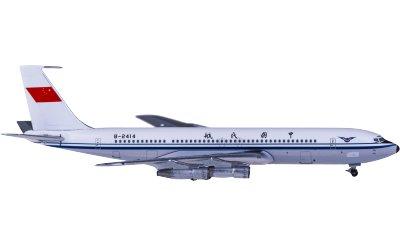 CAAC 中国民航 Boeing 707-300 B-2414