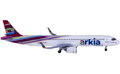 Arkia Airbus A321neo 4X-AGH