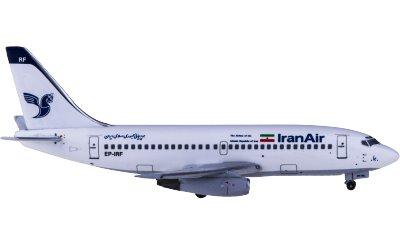 Iran Air 伊朗航空 Boeing 737-200 EP-IRF