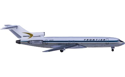Frontier Airlines 边疆航空 Boeing 727-200 N7277F