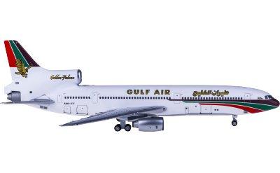 Gulf Air 海湾航空 Lockheed L-1011 Tristar A4O-TT