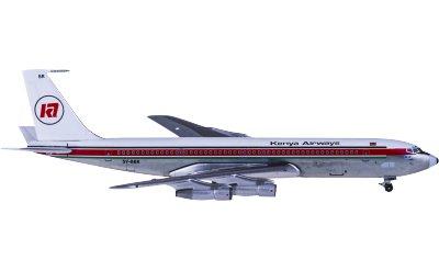 Kenya Airways 肯尼亚航空 Boeing 707-300 5Y-BBR