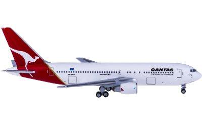 Qantas 澳洲航空 Boeing 767-200 VH-EAO