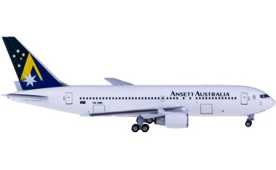 Ansett 澳洲安捷航空 Boeing 767-200 VH-RMG
