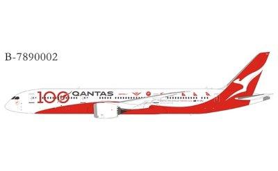 Qantas 澳洲航空 Boeing 787-9 VH-ZNJ 100周年