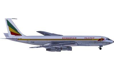 Ethiopian Airlines 埃塞俄比亚航空 Boeing 707-300 ET-ACQ