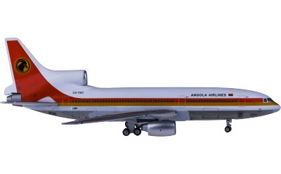 TAAG Angola Airlines 安哥拉航空 Lockheed L-1011-500 Tristar CS-TEC
