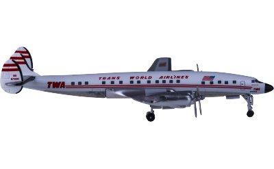 TWA 环球航空 Lockheed L-1649 N7301C